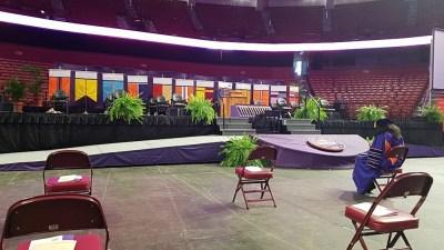Clemson December 2020 Doctoral Hooding Ceremony