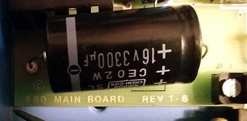 680 Main board Rev 1-6