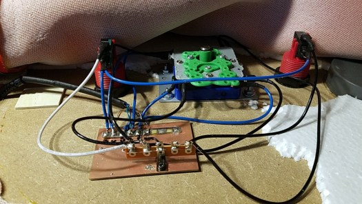 Getting the joystick and buttons wired up