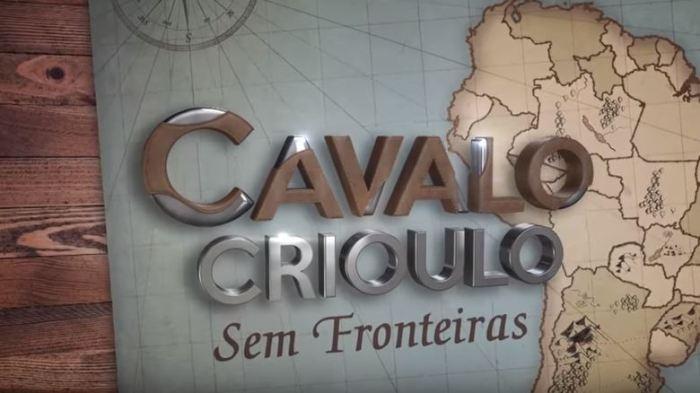 Programa Cavalo Crioulo Sem Fronterias