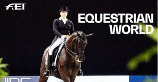 Exclusive Dressage highlights from the FEI World Cup™ Dressage final in Paris