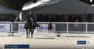 FEI está ao vivo: LIVE 🔴 | FEI Dressage Nations Cup - Grand Prix | Compiègne