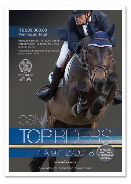 Top Riders SHP