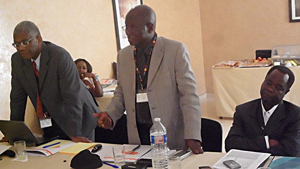 Laurent Assogba Conseiller régional en population et développement, chef de l'unité Données et politiques du Fonds des Nations Unies pour la Population