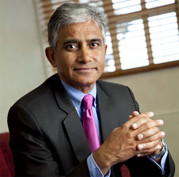 Suresh Kana, Associé principal de PwC Africa