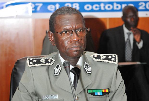Elimane Saliou Gningue, DG Douanes
