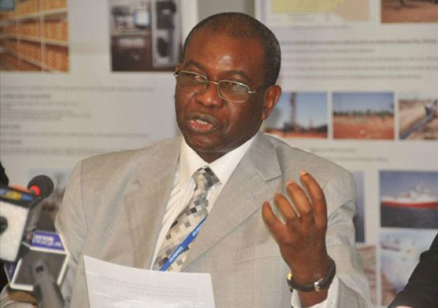 Mamadou Faye, Directeur Général de PETROSEN