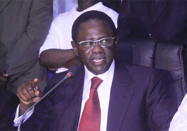 M. Pape Diop, ancien maire de Dakar
