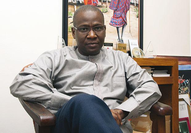 Me Mouhamed Kébé, Avocat d'Affaires