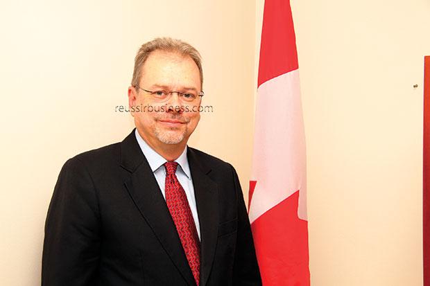 S.E.M. Philippe BEAULNE : Ambassadeur du Canada au Sénégal