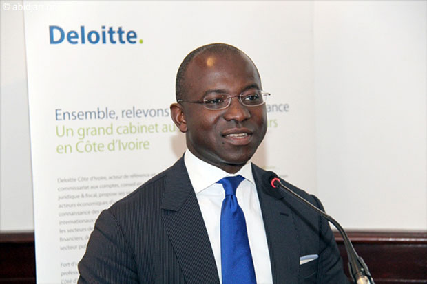 Didier Acouetey, Cabinet AfricSearch