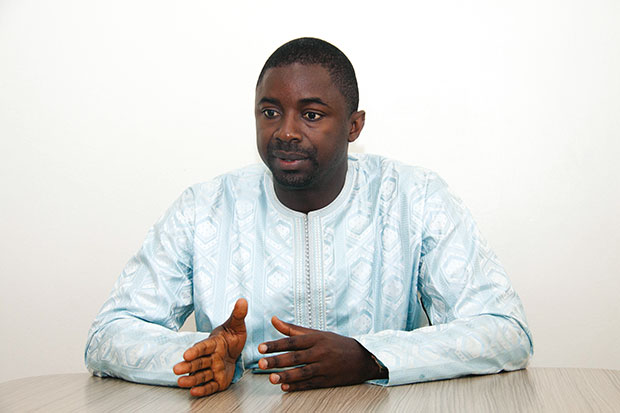 Papa Adama Cissé, Maire de Passy