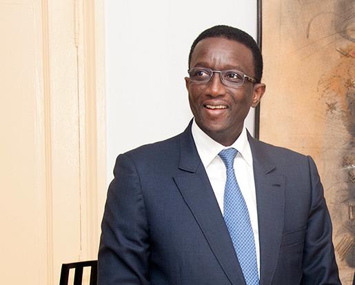 Amadou BA : Ministre de l'Economie, des Finances et du Plan