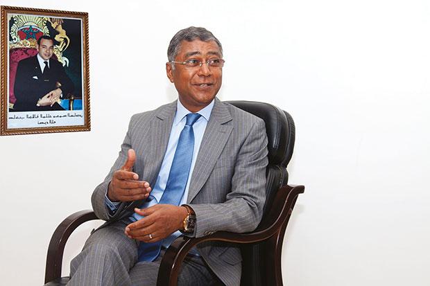 SEM Taleb Barrada |Ambassadeur du Maroc au Sénégal