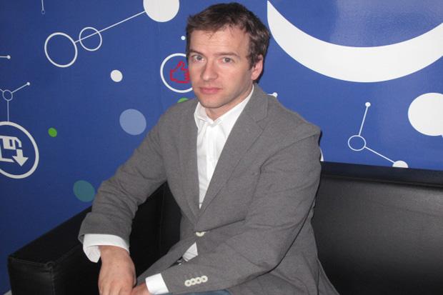 Julien Guth \\\Directeur Services Mobile, financier et Digital de Tigo Cash
