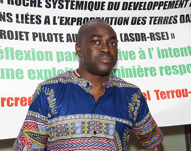 Moussa Mbaye Guèye : ENDA Lead Afrique francophone