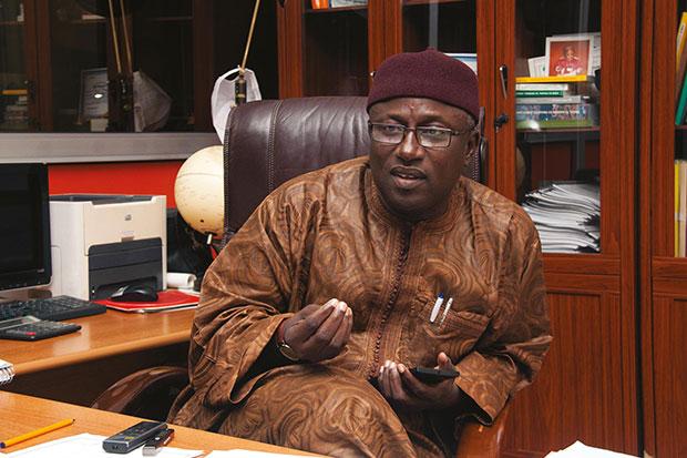 Ndiankou Mbengue, Vice Président du SEMPOS et DG de MLT