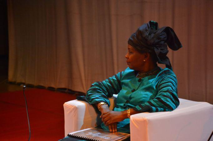 Fatou Sow Sarr, Sociologue, Maître de Conférences et directrice du Laboratoire Genre et Recherche Scientifique de l'IFAN - Cheikh Anta Diop