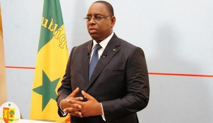 Le Président Sall lors de sa présentation de voeux du 31 décembre