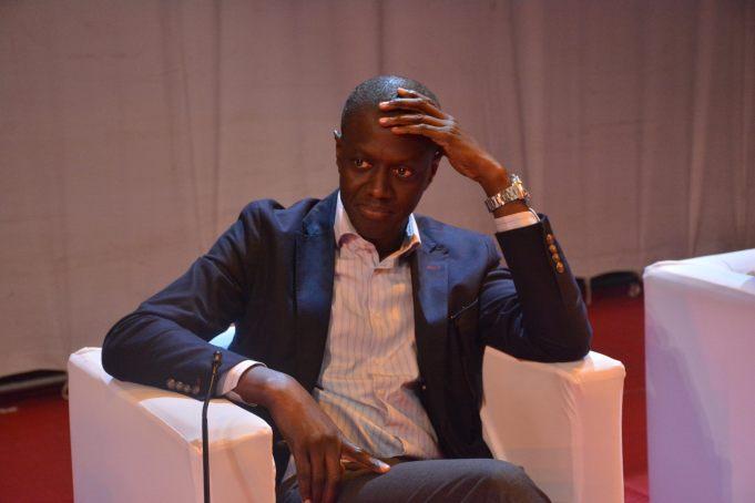 Amadou Ngom Chef d'entreprise