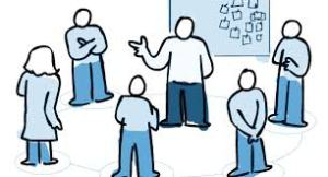 stand-up meetings