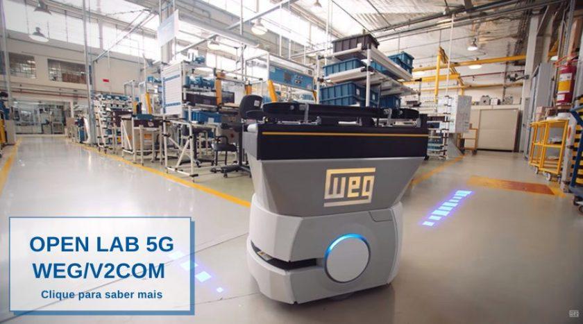 Conheça o Open Lab 5g Weg_v2com