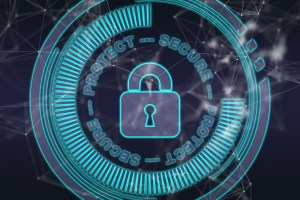 cyber security lock - Stopping Threats Before They Happen: 4 Ways Cisco Umbrella Protects Your Business