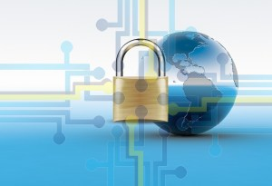 V2Systems lock and world - Secure Internet Gateway: 3 Ways a SIG Guards Your Business