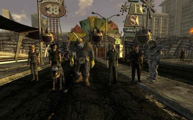 Companions With Real Mot... is listed (or ranked) 2 on the list 13 Reasons Why 'Fallout: New Vegas' Blows 'Fallout 3' Out of the Water