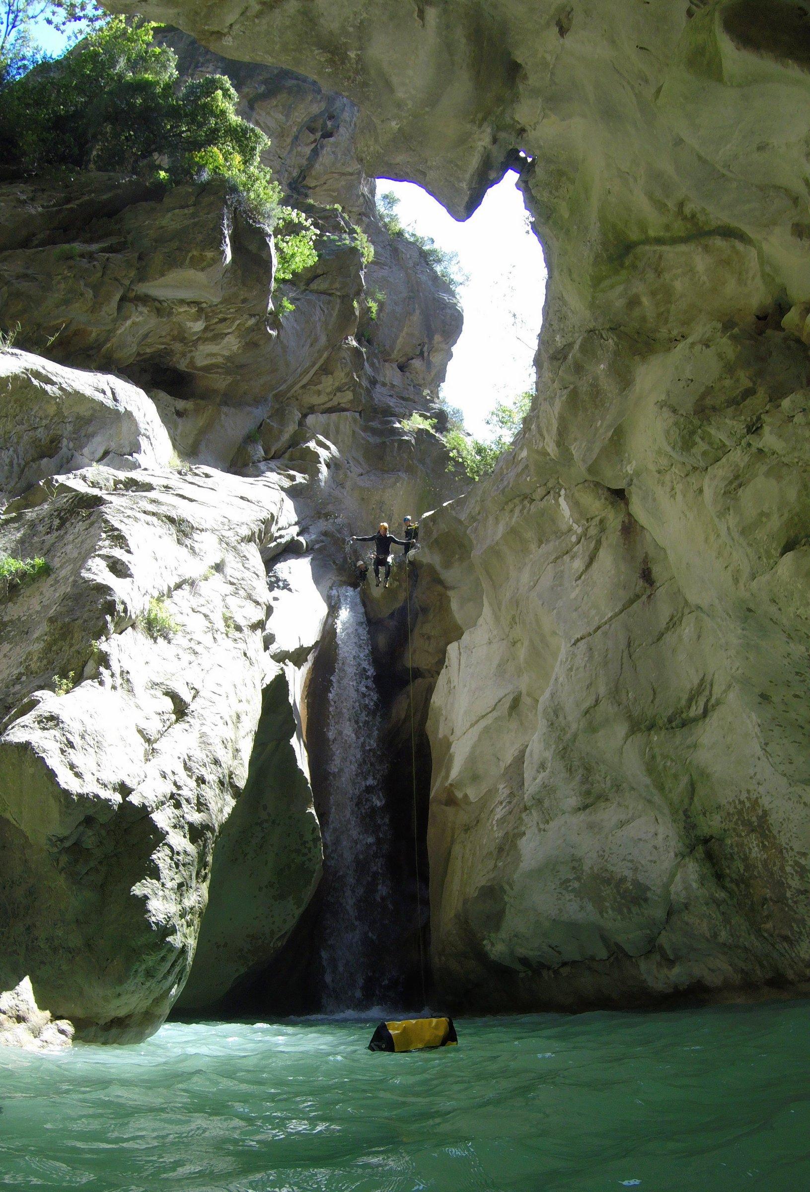 Podstawowy kurs kanioningowy L1