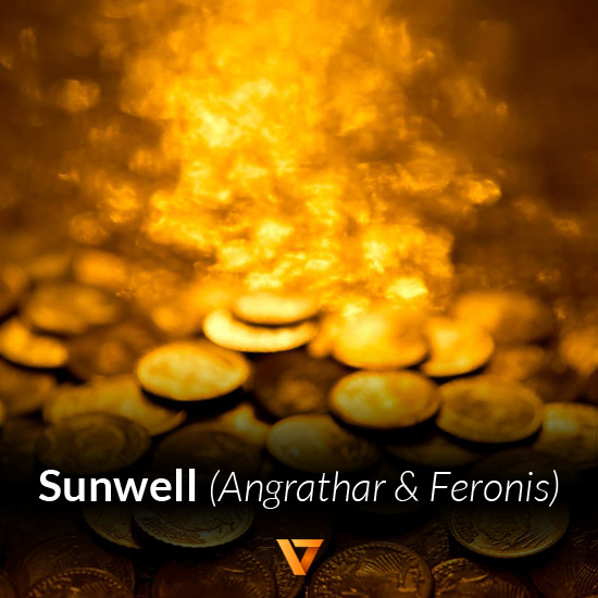 Sunwell WoW Gold - Angrathar and Feronis WotLK