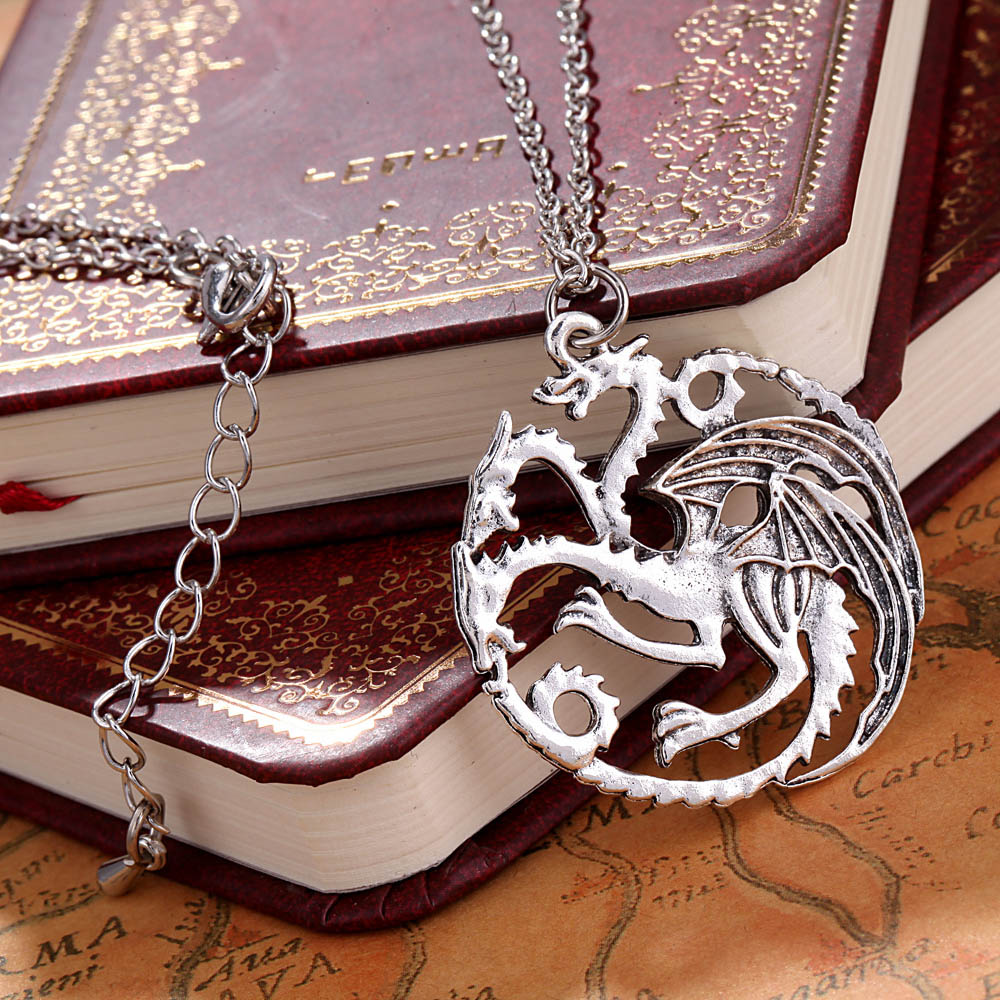 Mother of Dragons Necklace