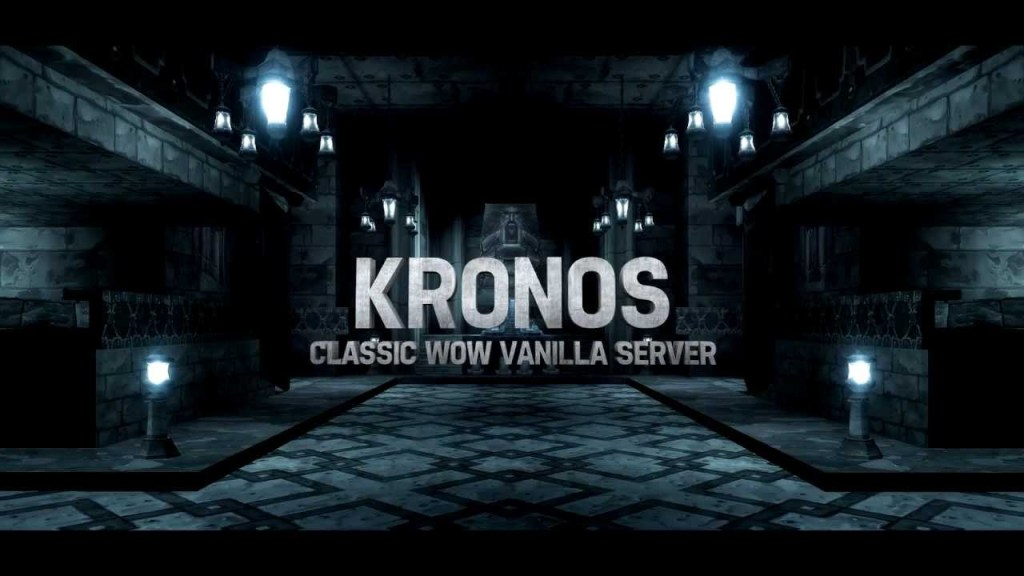 Kronos 1 & 2 Merging into a single Realm