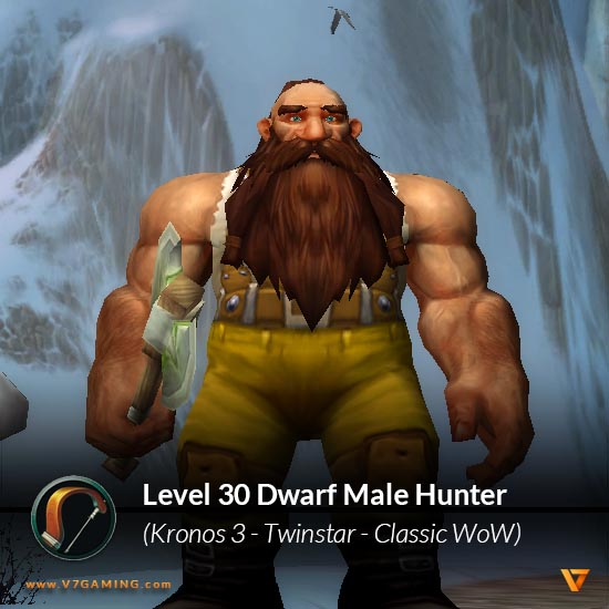 twinstar-kronos3-dwarf-male-hunter-level-30