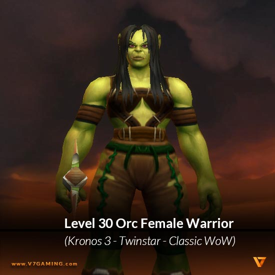 twinstar-kronos3-orc-female-warrior-level-30