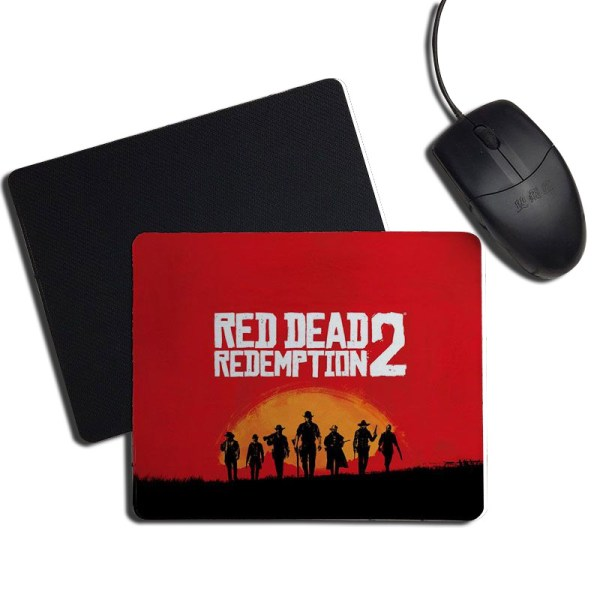 Red Dead Redemption 2 Mouse Pad