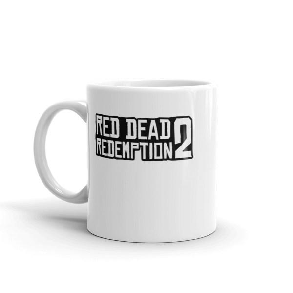 Red Dead Redemption 2 Coffee Mug 11oz