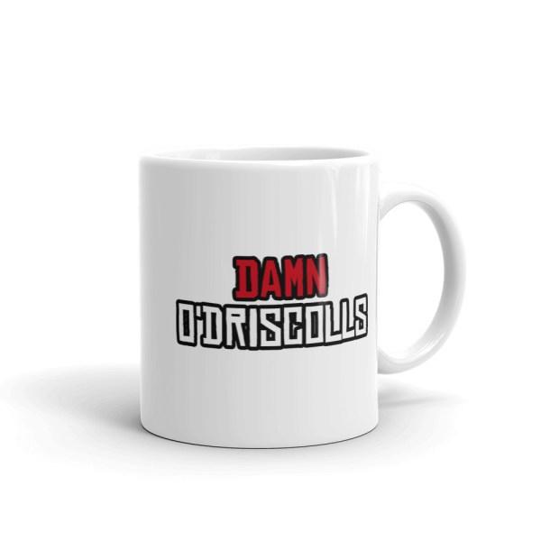 RDR2 Damn O'Driscolls Mug 11oz
