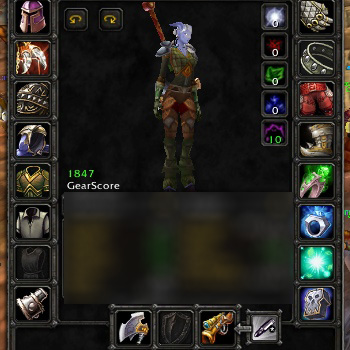 Buy Level 30-70 Accounts for Netherwing - Atlantiss TBC WoW