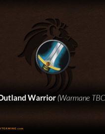 warmane-outland-warrior