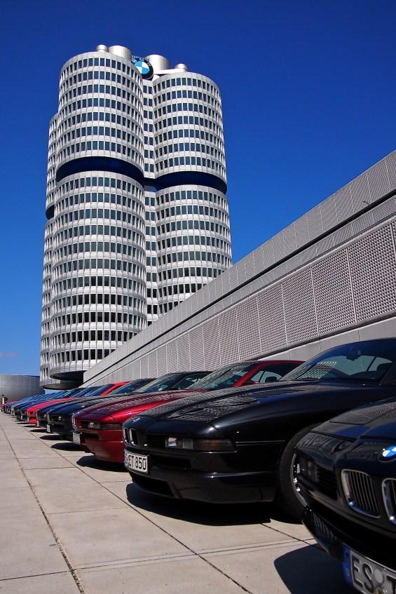 Das 25-jährige Jubiläum des BMW E31