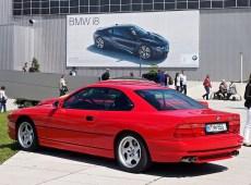 Der BMW i8 wird so zukunftsweisend sein, wie es seinerzeit der BMW E31 war