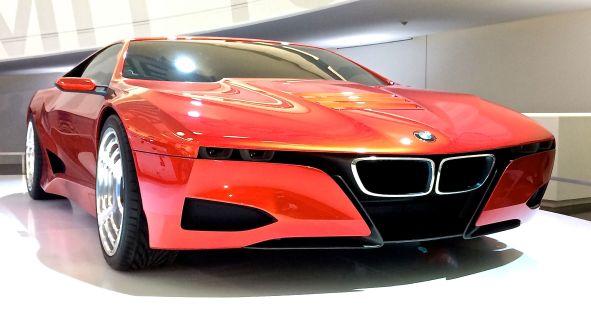 Eine Hommage an den BMW M1