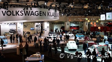 VW zeigt 40 Jahre Polo