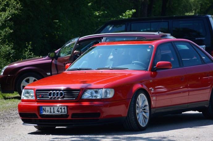 Gervins Audi S6 Plus