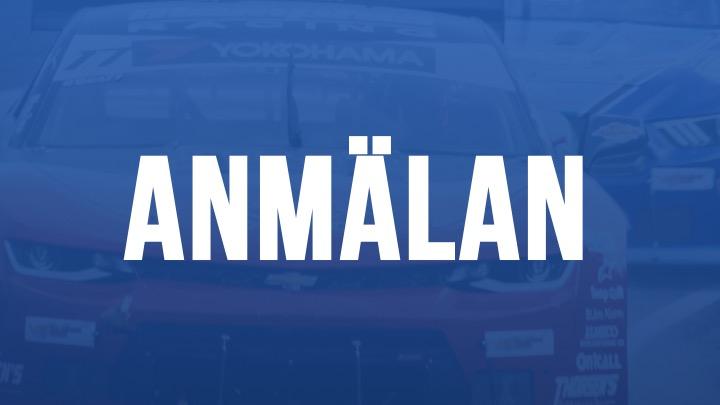 ANMÄLAN 2019