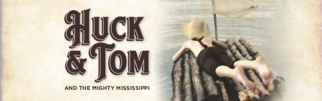 Image result for huck and finn theater 4 virginia rep
