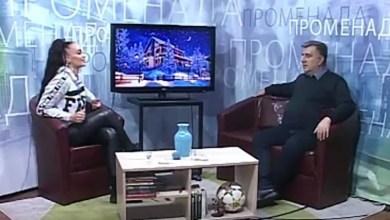 Photo of Dr Slobodan Gvozdenović o dočeku Nove i Srpske Godine,turazim u našem gradu,problemi itd sve u Promenadi (Video)