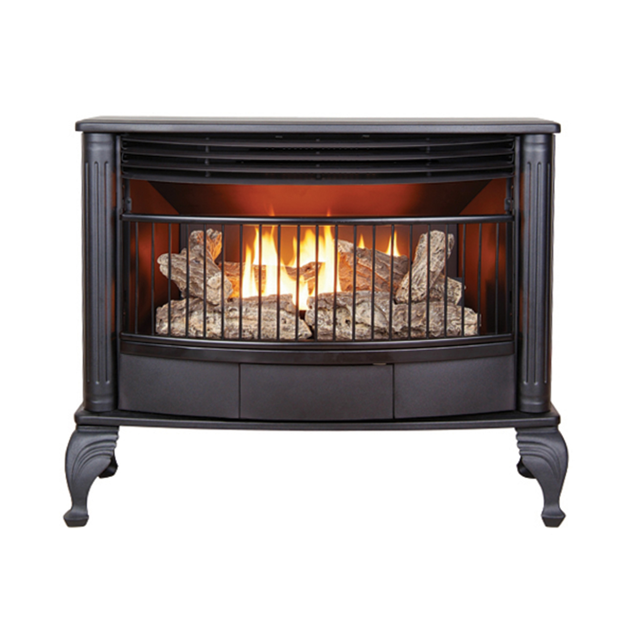 Gas Stove Dual Fuel With Remote Control