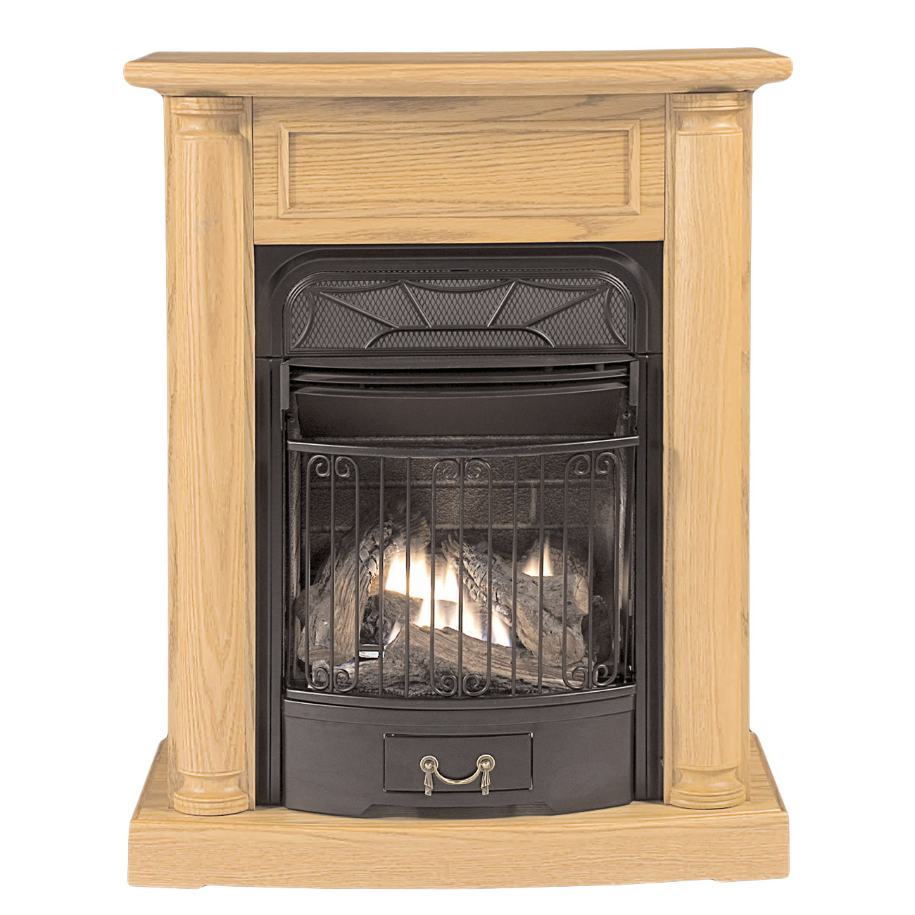 Ventless Fireplace Model Edp200t O